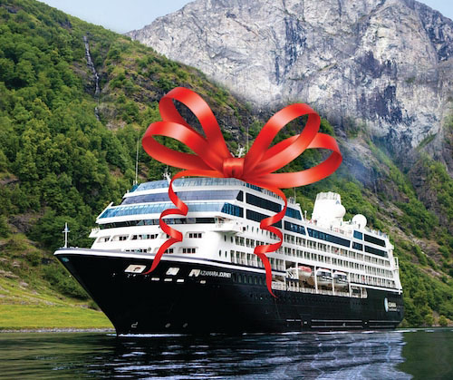 The ultimate gift for any travel lover is an Azamara cruise!
