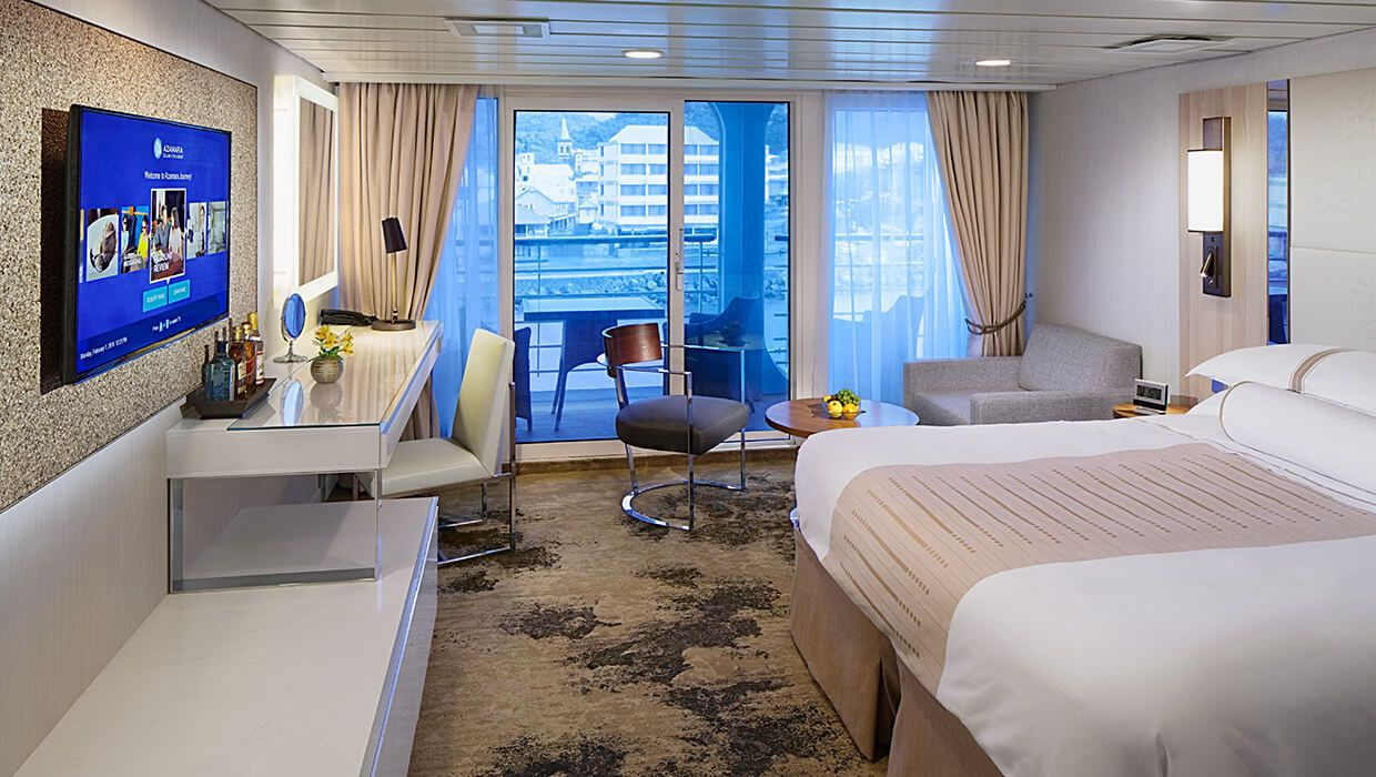 Azamara Pursuit Deck Plans | Azamara
