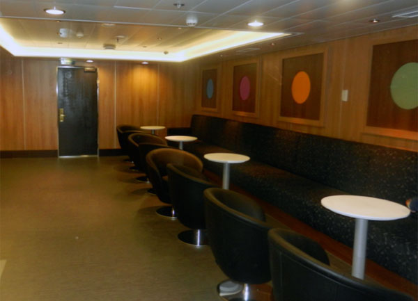 The Crew Bar after renovations