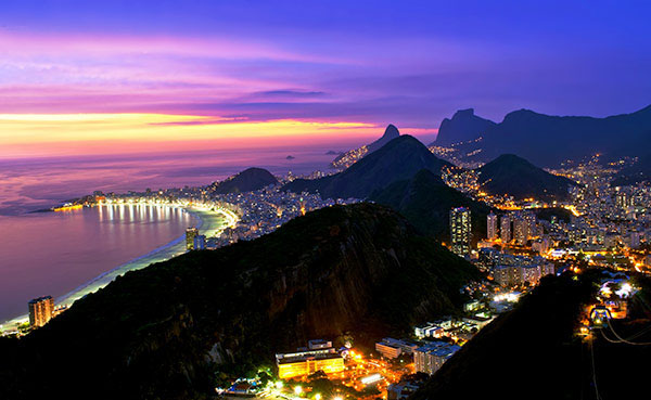 Lights of Rio