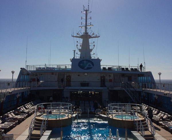 The 16 Night South Beach to Acropolis Voyage