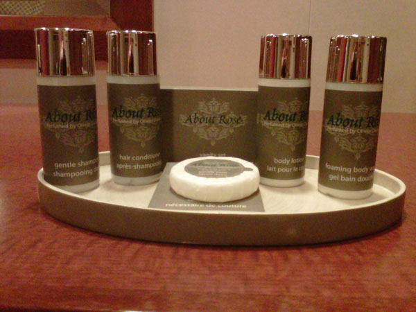 About-Rose Amenities