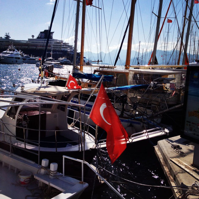 Azamara Quest in Marmaris