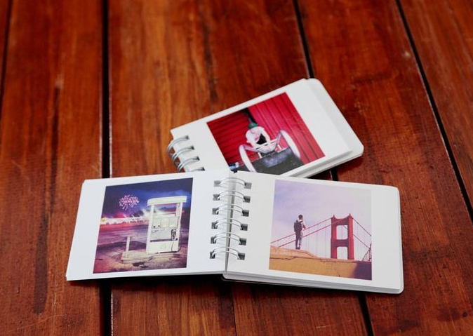 Instagram mini photobook