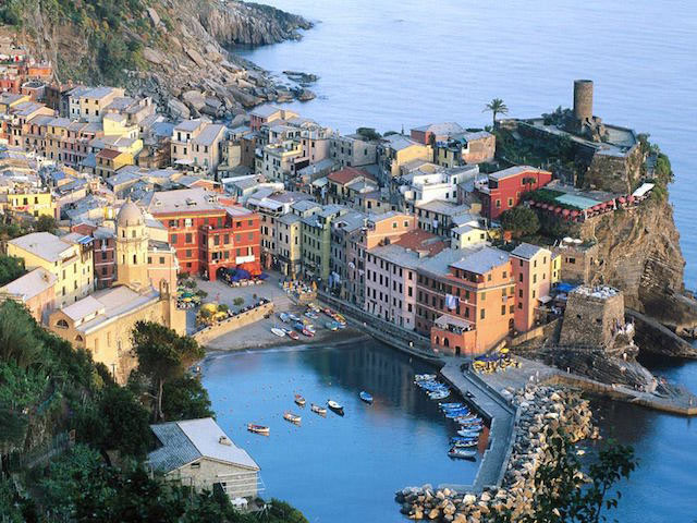 Vernazza photo by Hermi Z.