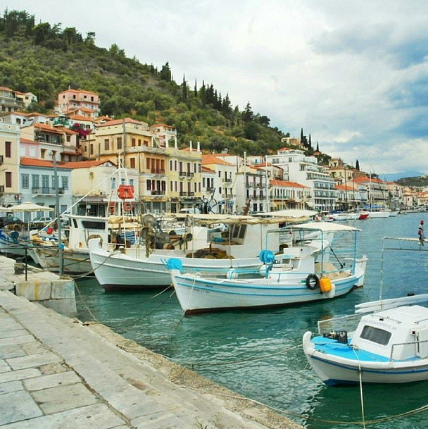 Gythion, Greece. Dreaming of an Azamara cruise here! #travel