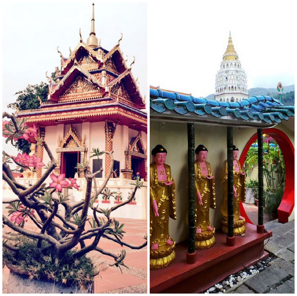 Kek Lok Si Temple with Azamara Club Cruises