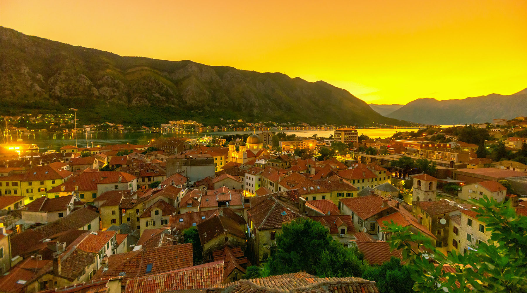 Kotor, Montenegro. Visit this beautiful Balkan country during a cruise with Azamara!