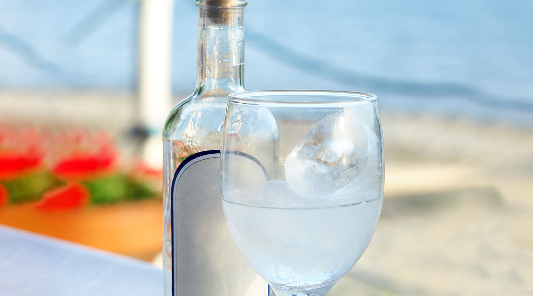 Enjoy some ouzo while you're in Greece!