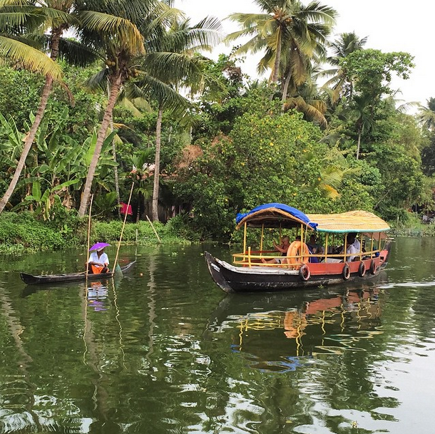 Cochin, India with Azamara Club Cruises.