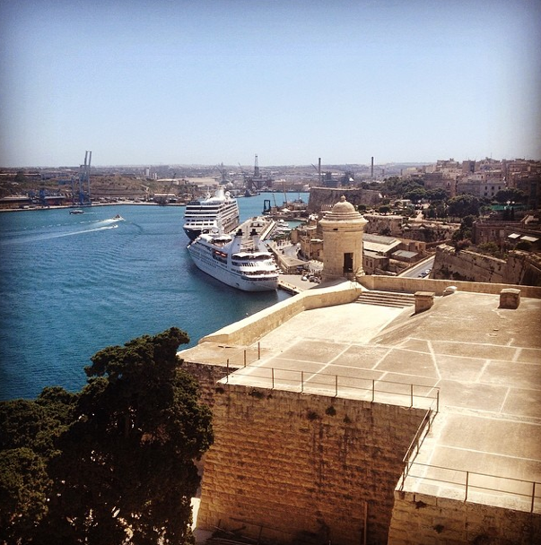 Journey in Valletta