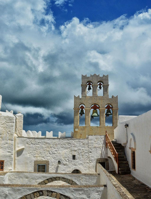 Patmos, Greece.