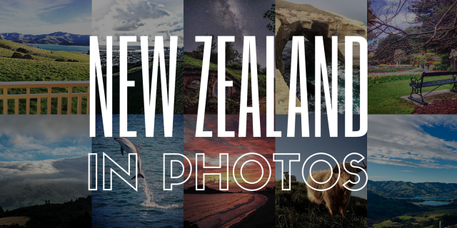 New Zealand in photos, from Azamara Club Cruises. #travel #photography