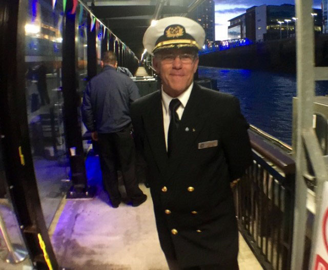 Captain Jose of the Azamara Quest.