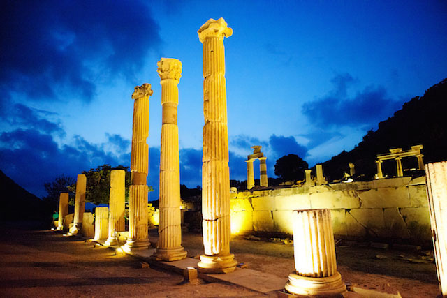 Azamara's AzAmazing Evening at Ephesus