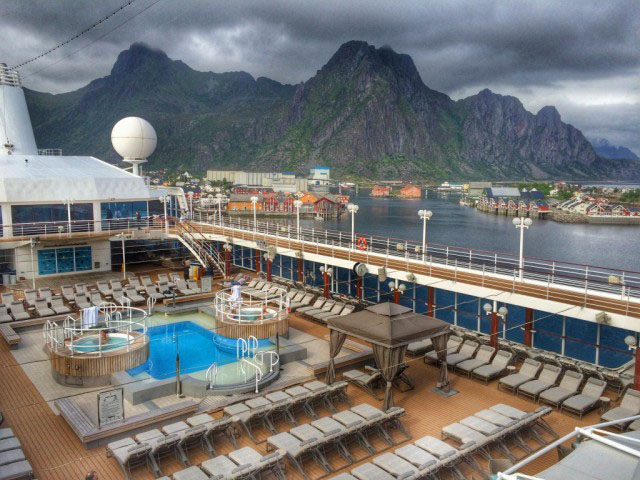A Norwegian Fjords cruise with Azamara.
