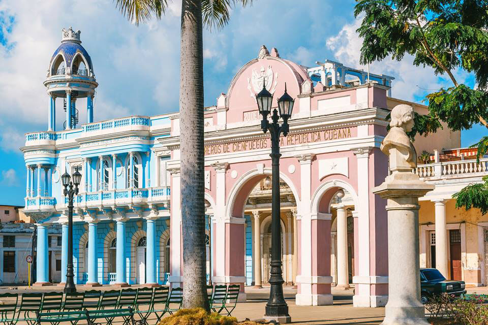 Perched on the Caribbean Sea southeast of the capital of Havana is Santiago de Cuba.
