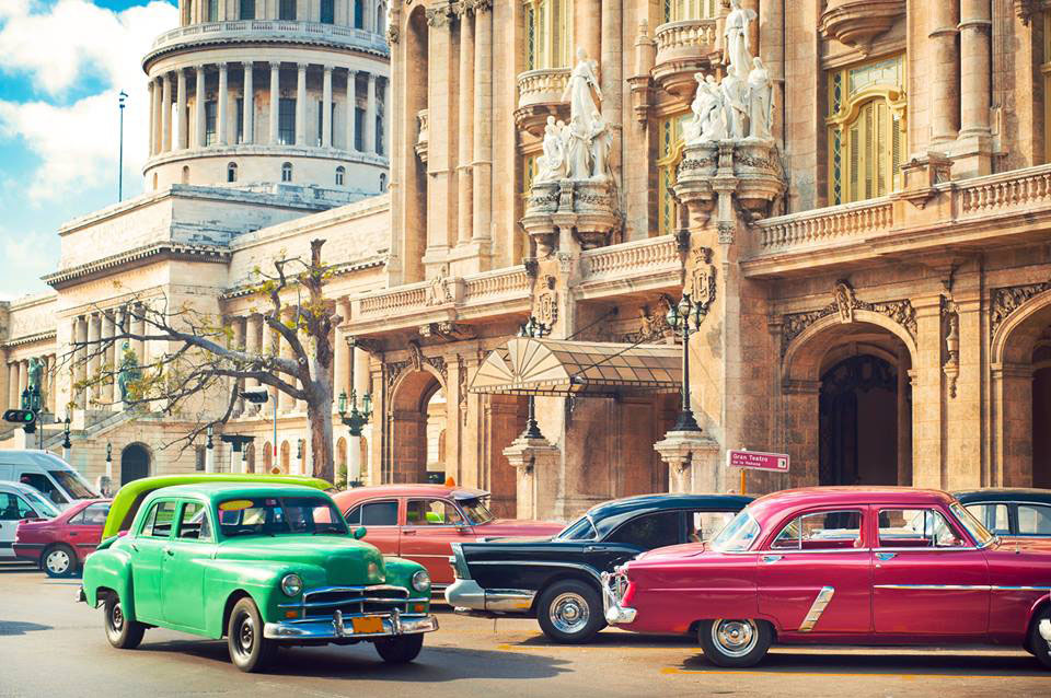 Almost all Azamara cruises to Cuba include Havana.