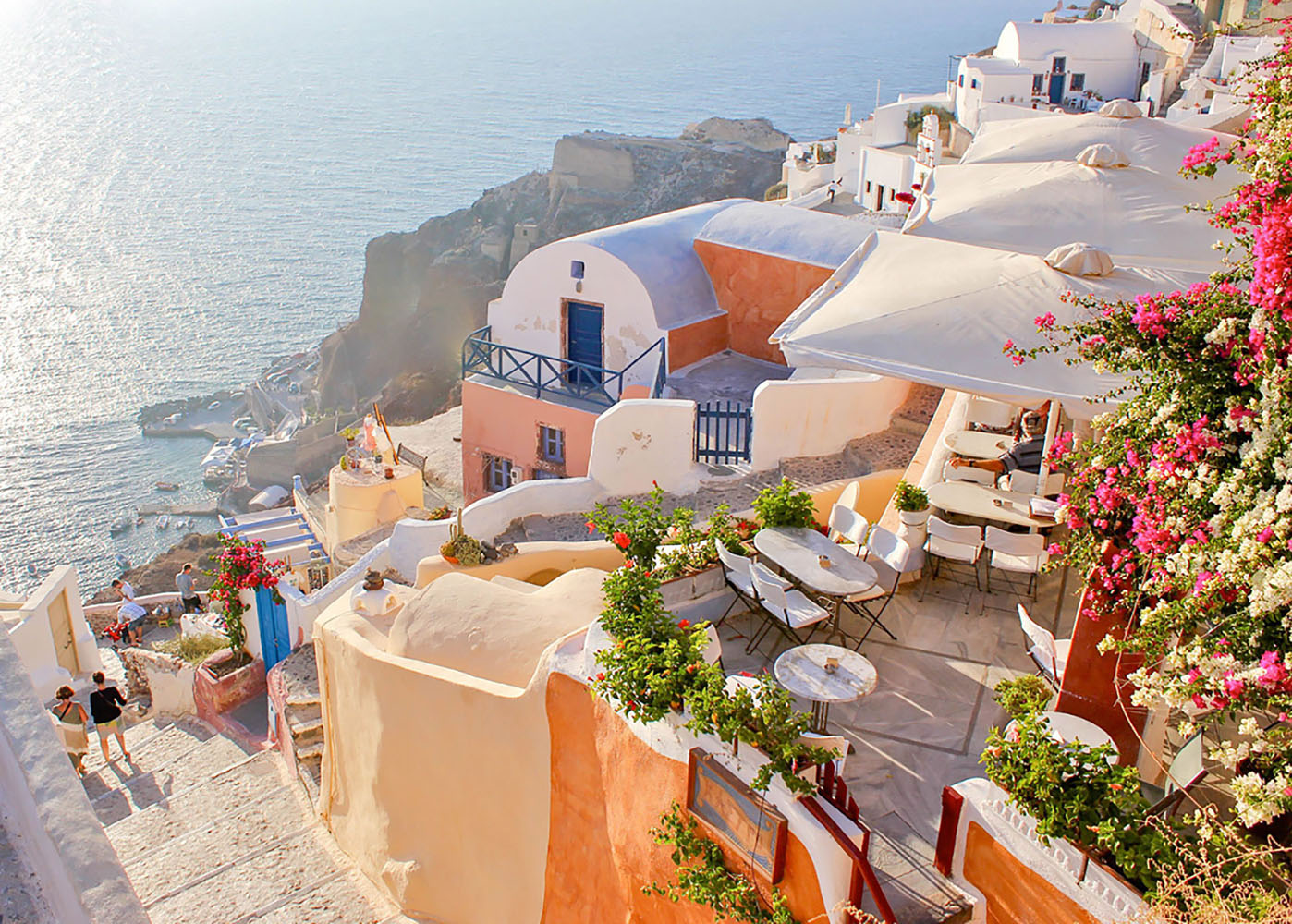 Santorini, Greece is a must-see!