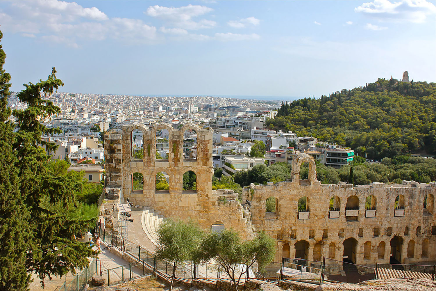 No trip to Greece is complete without a visit to Athens.