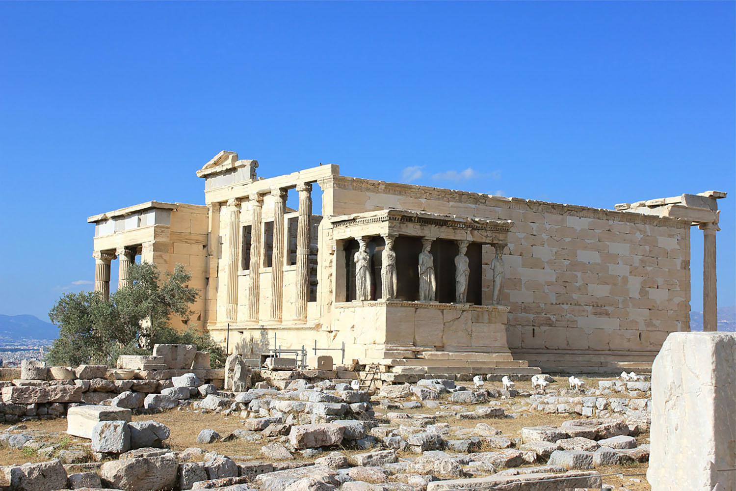 The Acropolis is a must-see in Athens.