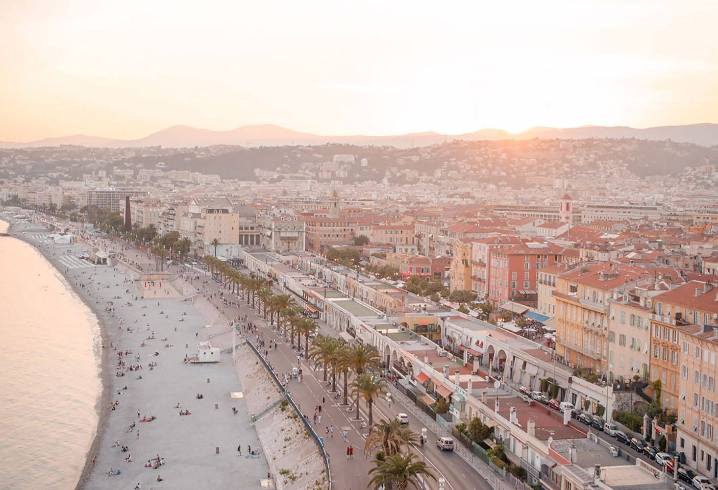 Nice is the perfect place to start a Mediterranean voyage
