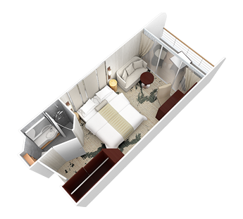 Stateroom at a Glance