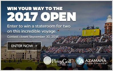 Perry Golf Content - 2017 British Open
