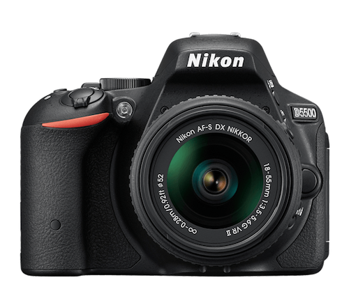 If your loved one prefers a traditional camera over smartphone shots, the Nikon D5500 is sure to put a smile on his or her face.