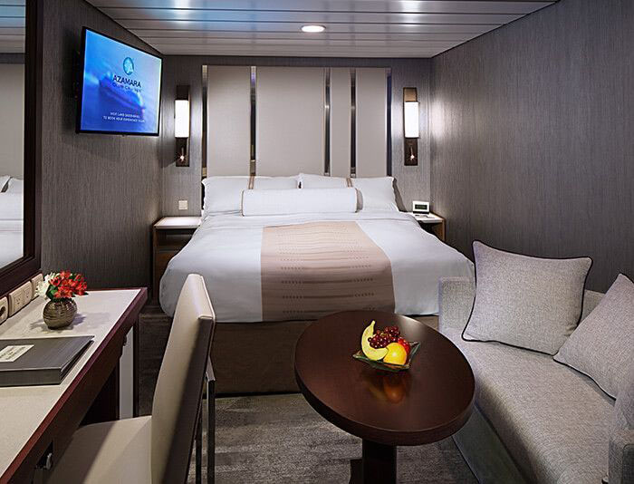 Club Interior Stateroom