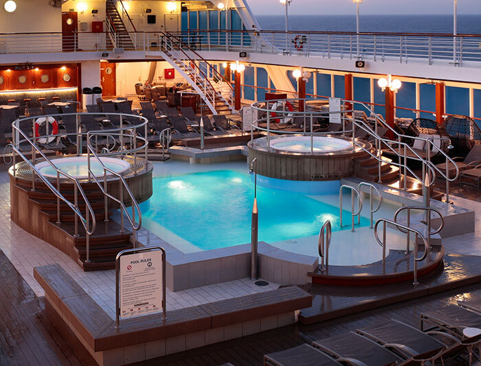 Azamara Quest Cruise Deck Plans | Azamara