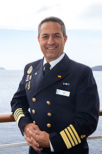 Captain Antonio F. Toledo