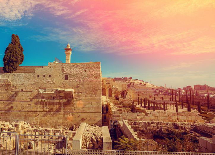 Grand Overnight Adventure In Jerusalem ? Double Occupancy