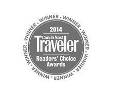 2014 Condé Nast Traveler: Readers' Choice Awards