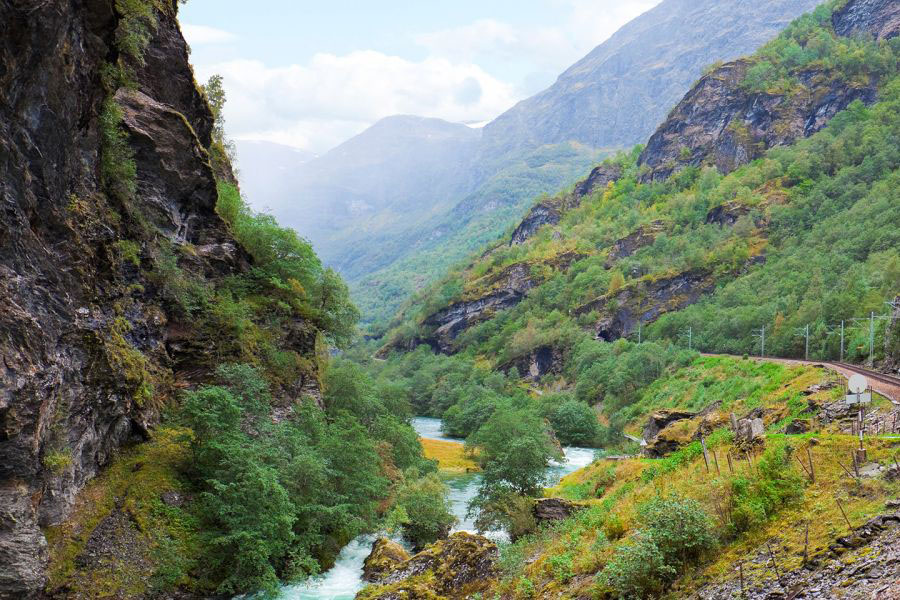 Flam, Norway: More Than Just a Railway Stop