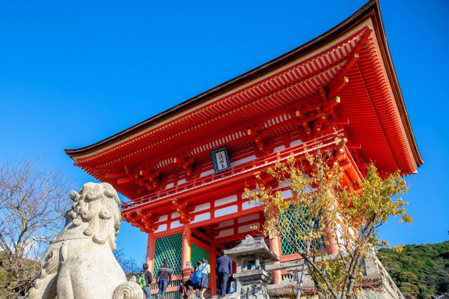 The Castles, Shrines, and Temples of Japan