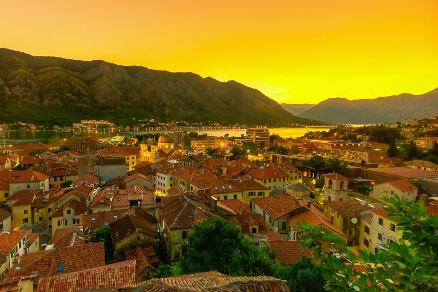Spending 24 Hours In Kotor, Montenegro