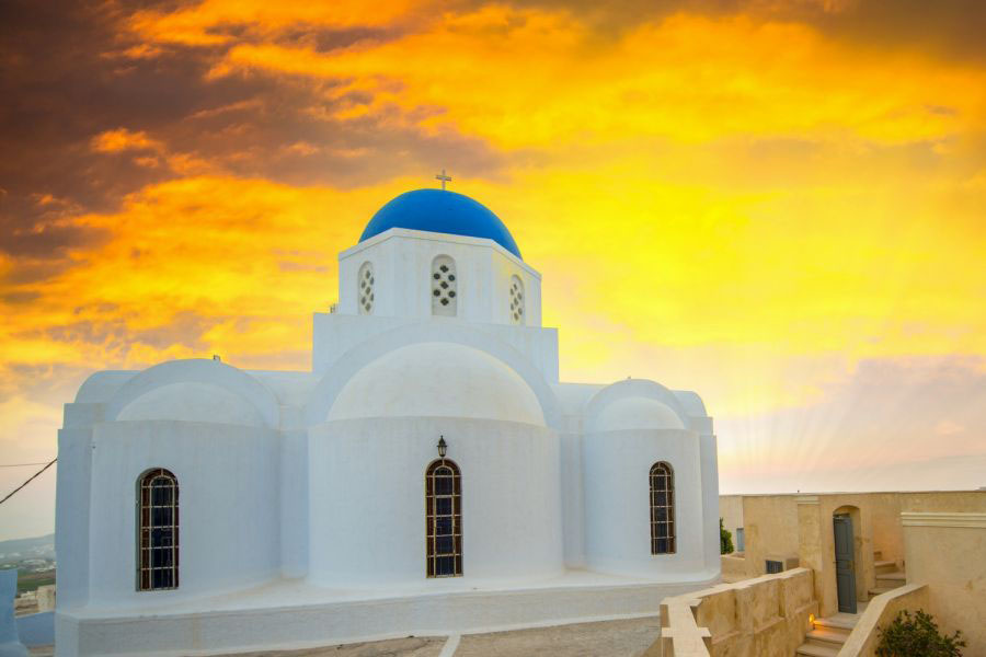 Seven Things To Do In Greece