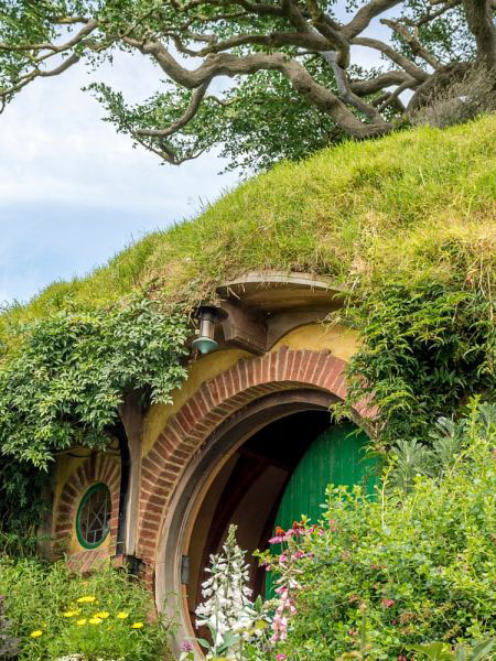 The Hobbiton Movie Set: Not Just For 'Lord of the Rings' Fans