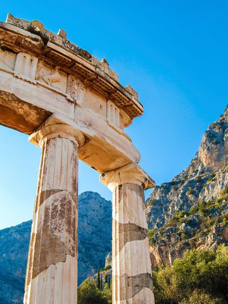The Top Five Moments From My Greek Isles Cruise