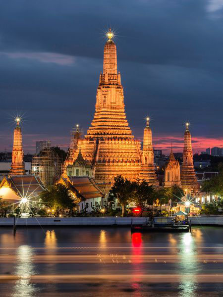 Five Things To Do In Bangkok