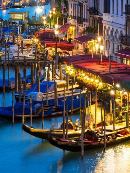 Getting Lost In The Romance Of Venice