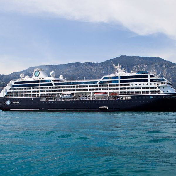 Where in the world are our Azamara ships? Let them tell you!