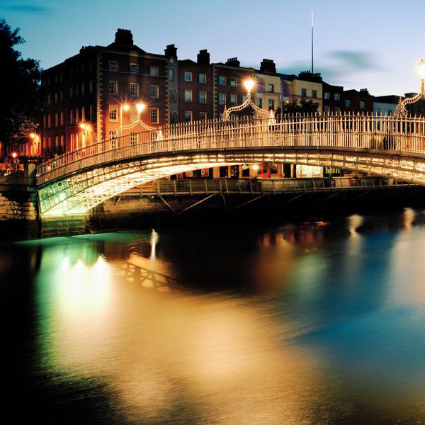 Night and Cool Places: Dublin, Ireland