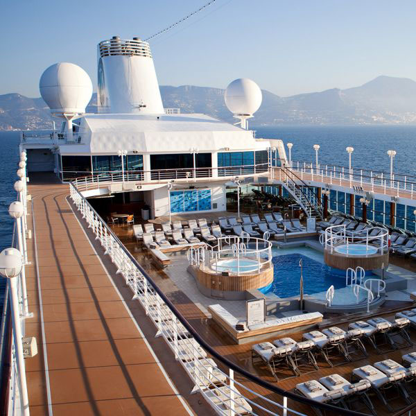 Azamara Makes Impressive Gains at the Travel + Leisure World's Best 2012 Awards