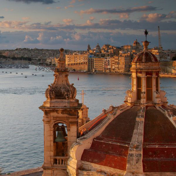 Visiting The Mediterranean Island of Malta