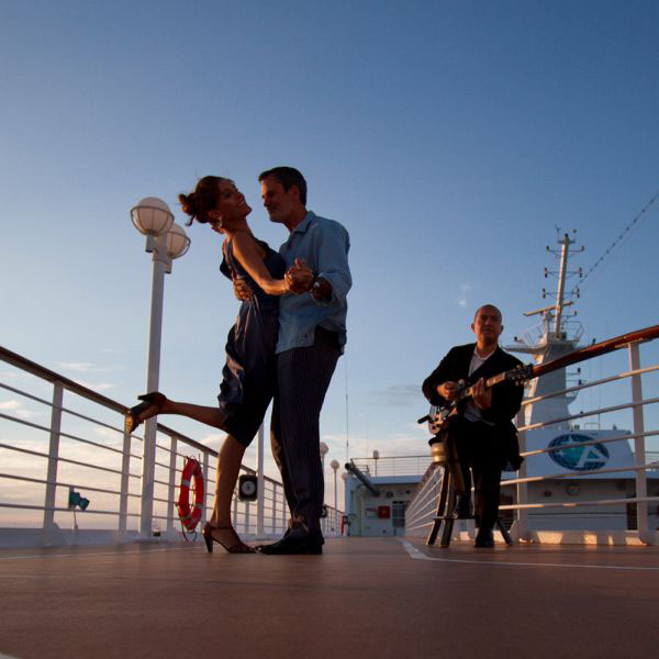 Keeping Fit While Cruising