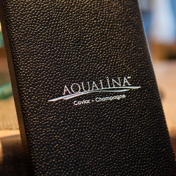 Aqualina With An Italian Twist
