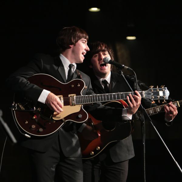 Beatle-Mania at the Liverpool Cathedral