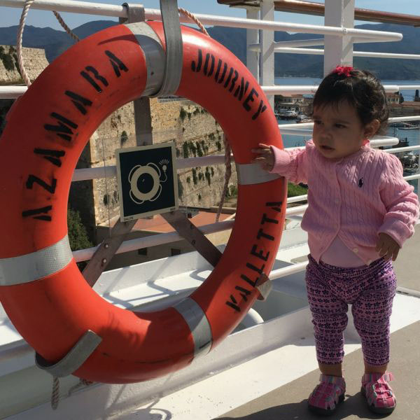 Sailing With Children Onboard Azamara Club Cruises